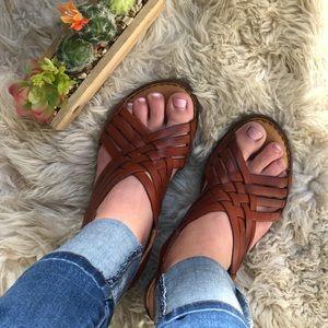 Born sandal heels